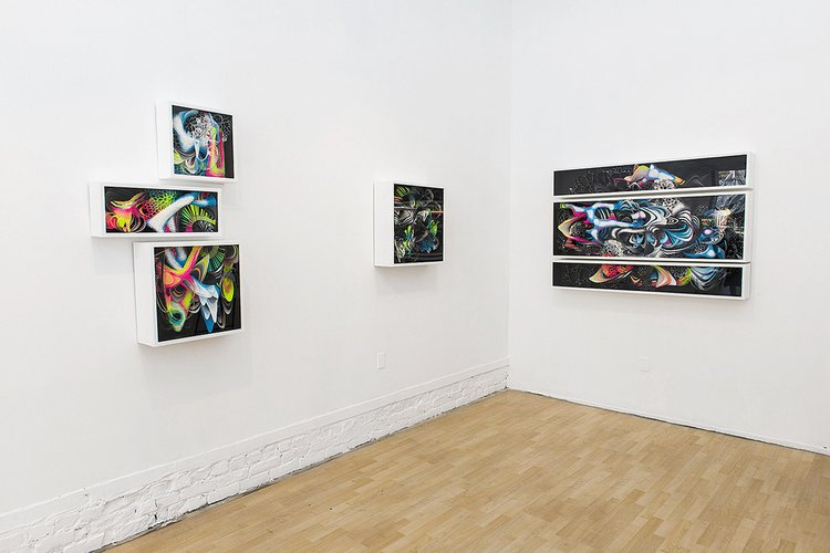 A DYNAMIC ZONE OF ARTISTIC EXPRESSION IN SAN FRANCISCO