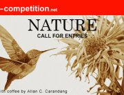 Nature Art Call