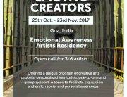 Emotional Awarenss Artist Residency, Goa