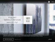 ARTI.NYC art streaming via LOUPE