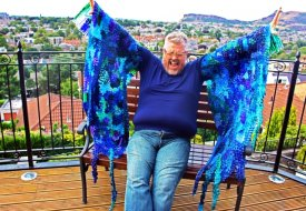 Phill Jupitus as The Winged Chimera