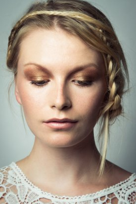 beauty makeup editorial
