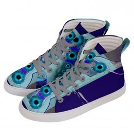 skate shoes exclusive design digital art by mona moon
