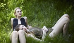The Girls on the Grass