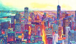 Chicago, https://colossalshop.com/collections/maja-wronska