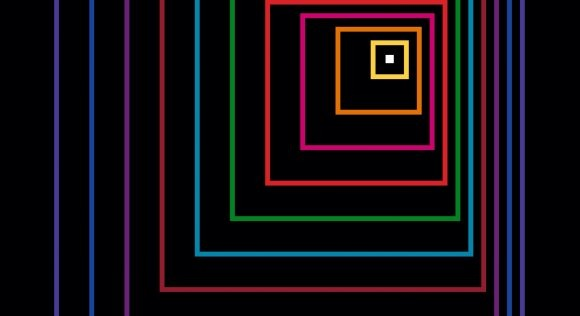 The Dark Spektrum Album Artwork Cover by Bates Belk