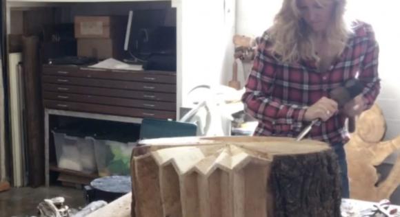 Kardia Design interviews artist Keri Rosebraugh
