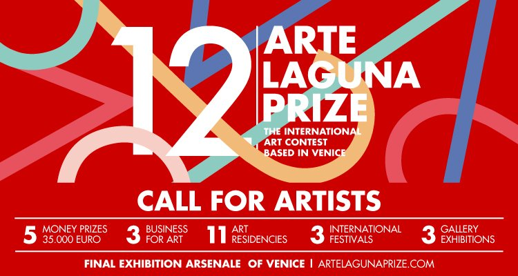 Open call for artists: 12th Arte Laguna Prize is now open for entries