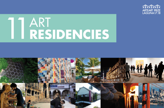 Win 11 international art residencies with the Arte Laguna Prize. Submit your works to the call for artists by December 18!