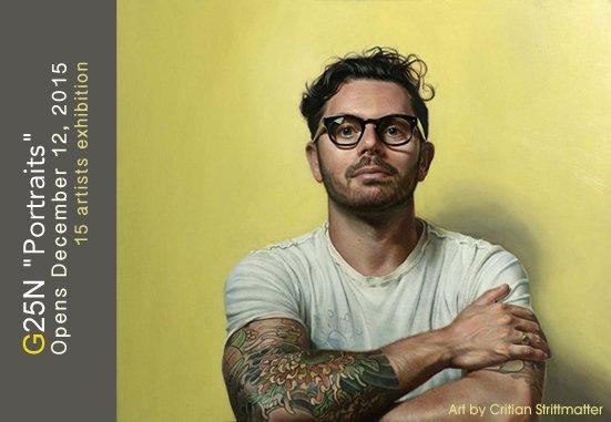 Art Exhibit Portraits