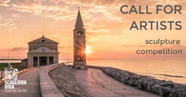 International sculpture competition ScoglieraViva. Sculpting the Sea