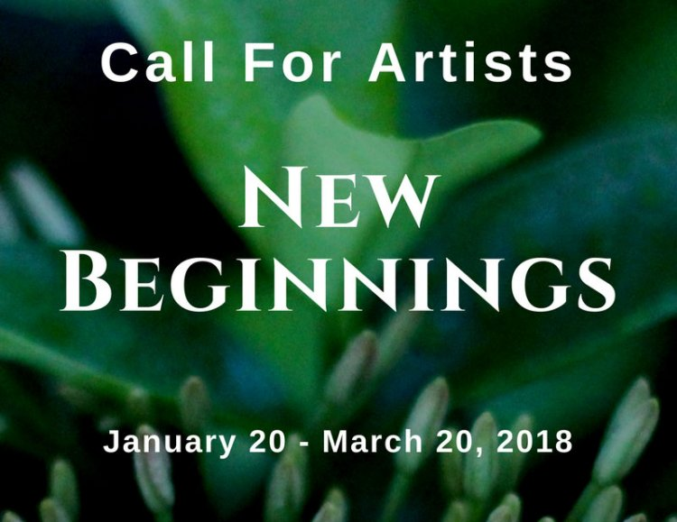 "Call for Artists ""New Beginnings"" exhibition, Manhattan Arts International"