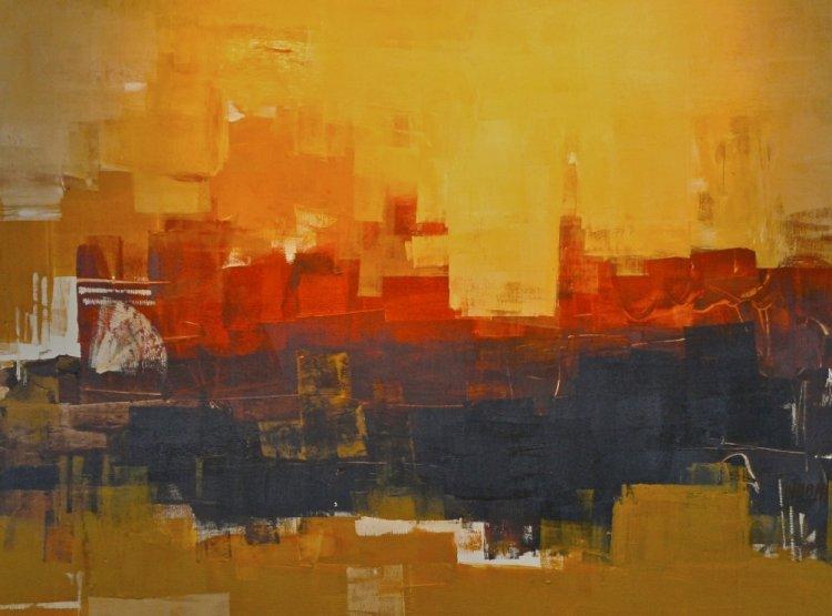 Latin American Fine Arts Exhibit at Art Village Gallery