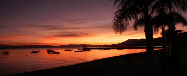 Lake Chapala Sunset