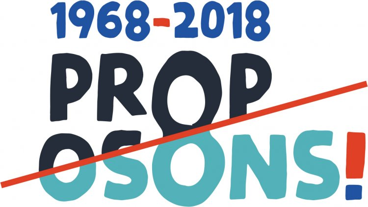 1968-2018 Let's dear ! (to propose)