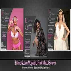 Call For Submissions 2019 Ethnic Queen Magazine Free Photo Modeling Contest Chicago Toronto Houston International Beauty Movement Art Jobs