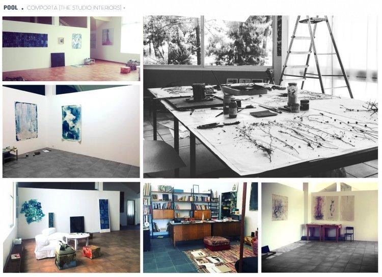 Space for Rent   POOL_ art&design studio   Lisbon, _