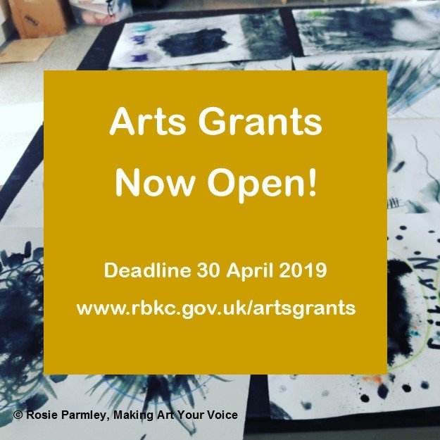 Grants For Public Art Projects
