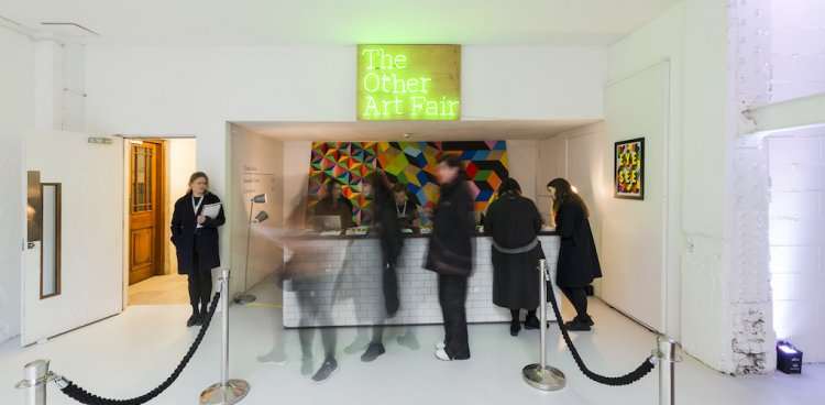 Call For Artists The Other Art Fair London London The Other Art Fair Art Jobs