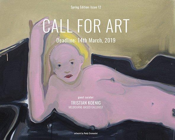 Call for Artists | INTERNATIONAL CALL FOR ART, ArtMaze Magazine