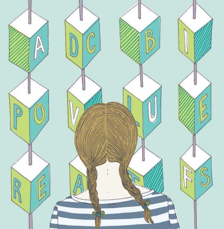 Editorial Illustration for Bulletin - The Royal Society of Speech and Language Therapists Magazine