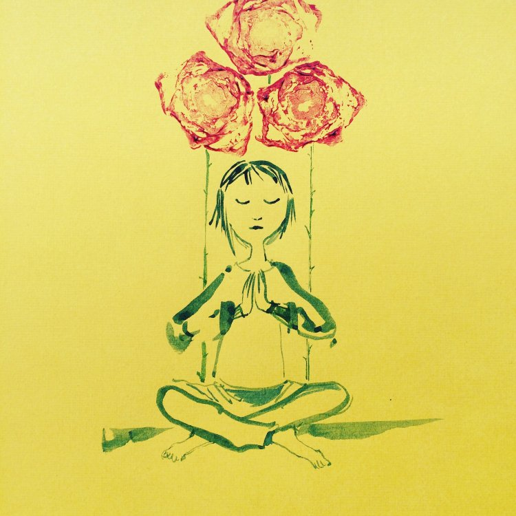 PEACE, DREAMING, MEDITATING, LOVE, THOUGHTS