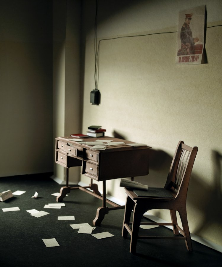 Untitled (Work Desk), 2008